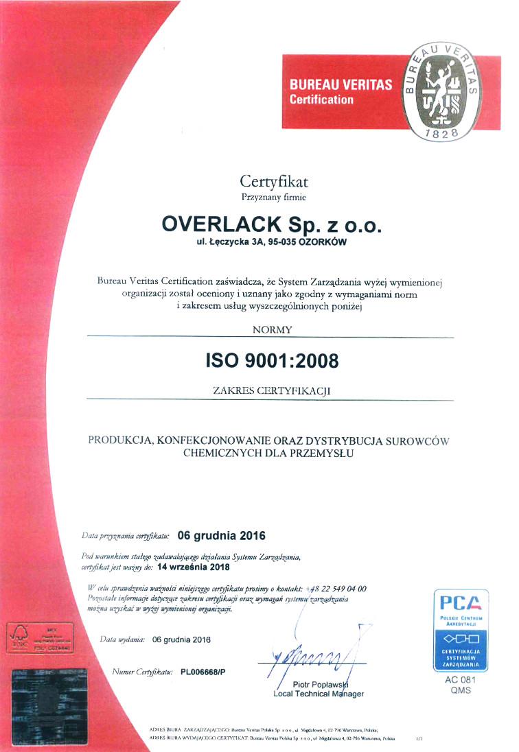 Certyfikaty ISO page 001
