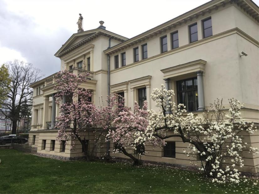 The OQEMA Poland office in Ozorków